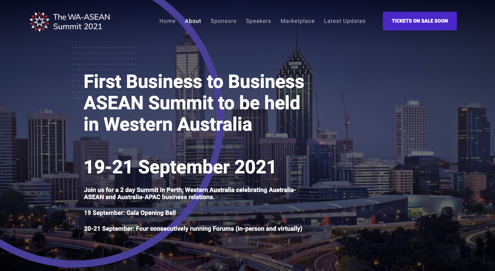 WA-ASEAN Summit